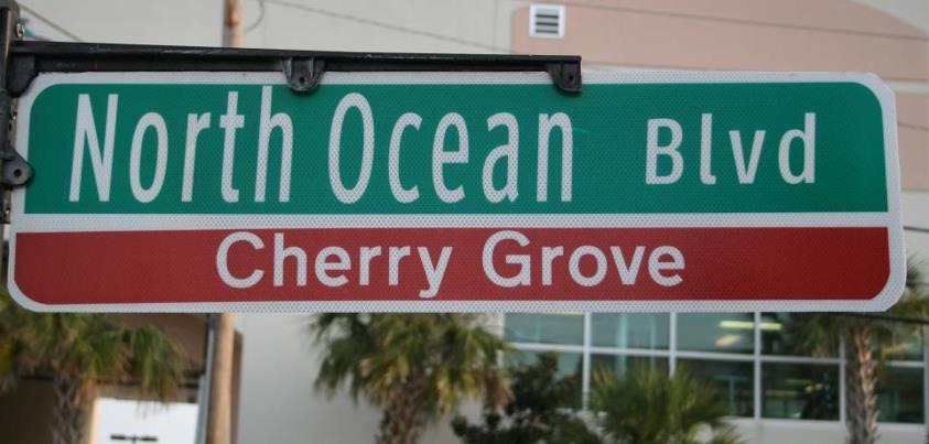 Cherry Grove is Best Beach South Carolina